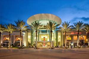 The Mall at Millenia is filled with glorious high-end, luxury items and a fun day of shopping like near your Best Vacations Ever hotel.